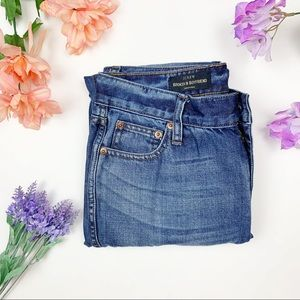[J Crew] Broken In Boyfriend Jeans